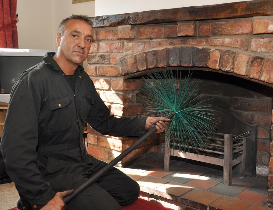 rob eckersley chimney sweep